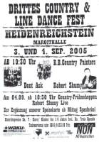 Highlight for album: Country & Line Dance Fest 2005 in Heidenreichstein