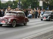"""119-1962 IMG - Vordergrund: """"DKW 3=6 Coupe Sonderklasse"""" Bj1956, 896ccm, 38PS"""