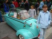 """119-1991 IMG - Kabinenroller """"Messerschmitt KR 200"""" Bj1959, 200ccm, 9,7PS"""