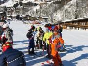 111-1113 IMG ... nun gehts ab zum gemütlichen Ski fahren ohne Rennstress ...