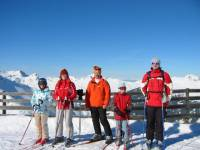 Highlight for album: Skiurlaub in Hinterglemm 2006