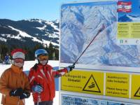 Highlight for album: Skiurlaub in Hinterglemm 2008