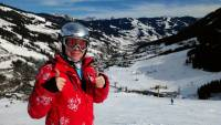 Highlight for album: Skiurlaub Hinterglemm 2014