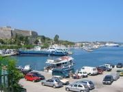 108-0837_IMG ...Neuer Hafen mit Festung...