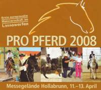 Highlight for album: Pro-Pferd 2008 in Hollabrunn