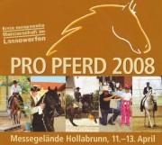 Pro Pferd 2008