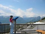111-1178 IMG ...Rundblick vom Lofer auf die umliegende Bergwelt...
