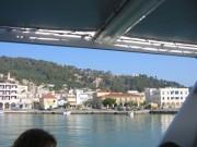 113-1320 IMG...Blick von Ausflugsschiff auf einen Teil des Hafens...