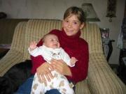 110-1007x_img ...meine Cousine Claudia beim Babysitting