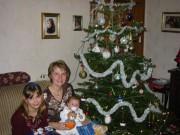 110-1025x img ... Julias 1. Weihnachten 2003